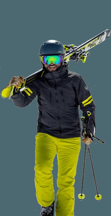 51eb88107d1b83 Perfekt gerüstet für die Piste. Einfach praktisch  Komplette Ski- ...
